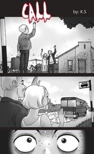 Histórias de terror em quadrinhos (5)