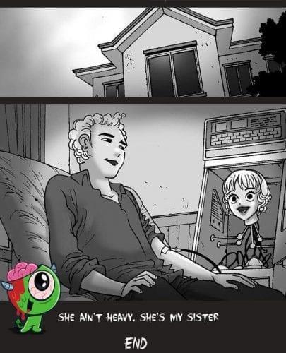 Histórias de terror em quadrinhos (50)