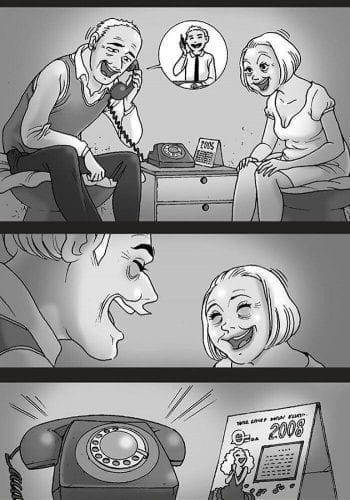 Histórias de terror em quadrinhos (7)