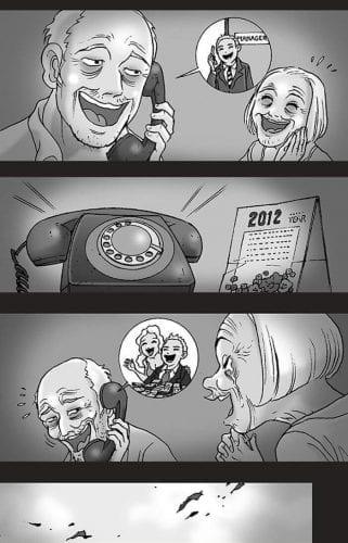 Histórias de terror em quadrinhos (8)
