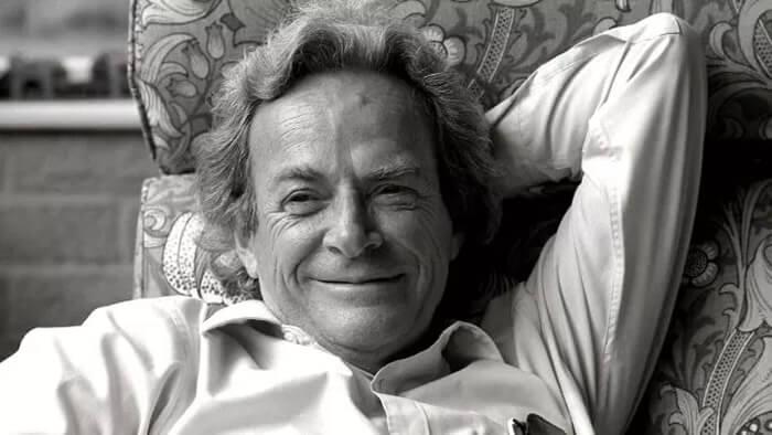 como estudar igual richard feynman