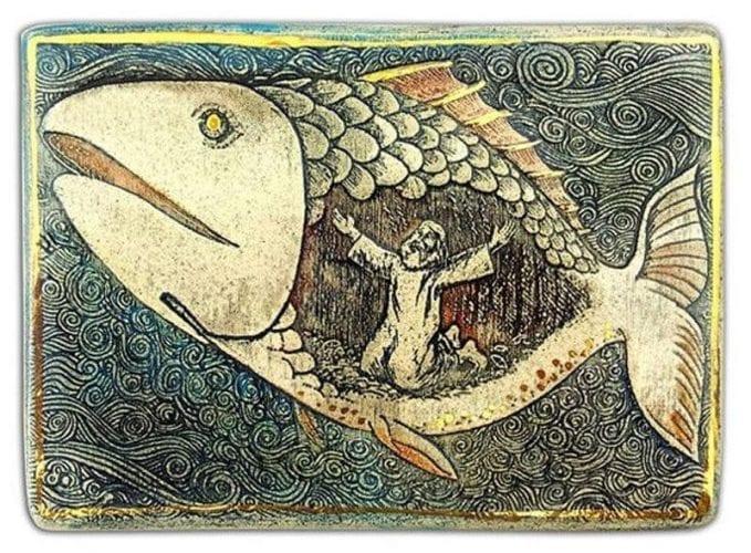 ventre da baleia na jornada do herói