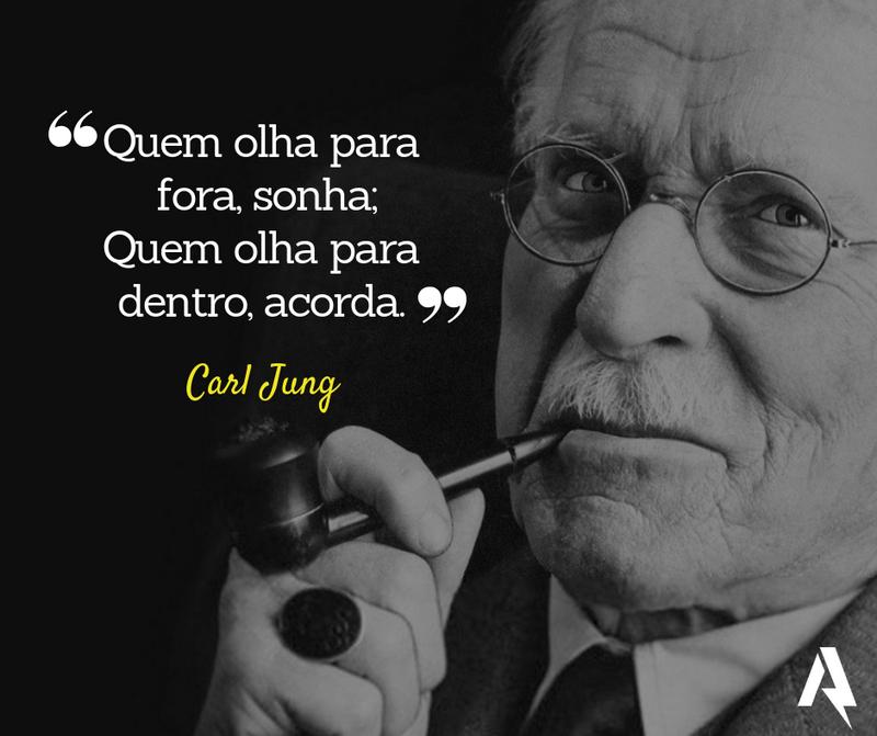frases de amor-próprio (Carl Jung)